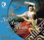 Salir el amor del mundo cd musicale di Sebastian Duron