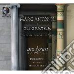 MARC'ANTONIO E CLEOPATRA                  cd musicale di HASSE JOHANN ADOLF