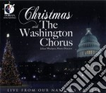 Christmas with the washington chorus cd musicale di Miscellanee