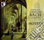 Bach J.S. - Motets  - Abraham Daniel Dir  /the Bach Sinfonia, Sinfonia Voci cd musicale di Bach johann sebasti