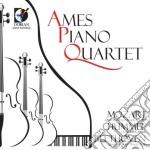 Ames piano quartet - quartetto kv 452 cd musicale di Wolfgang ama Mozart