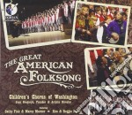 The great american folksong cd musicale di Miscellanee