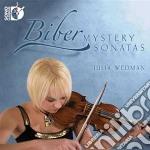 Mystery sonatas cd musicale di Biber heinrich igna
