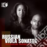 Russian viola sonatas cd musicale di Miscellanee