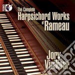 The complete harpsichord works of rameau cd musicale di Rameau jean philippe