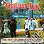 Thatsum rag! cd musicale di Miscellanee