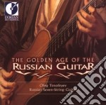 The golden age of the russian guit cd musicale di Miscellanee