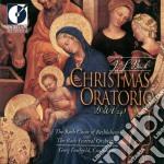 Christmas oratorio bwv 248 cd musicale di Bach johann sebasti