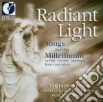 Radiant light cd musicale di Miscellanee