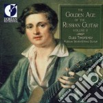 The Golden Age Of The Russian Guitar, Vol.2 /oleg Timofeyev, Chitarra Russa A Sette Corde cd musicale di Miscellanee