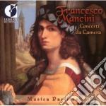 Concerti da camera cd musicale di Francesco Mancini
