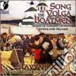 Song of the volga boatmen cd musicale di Miscellanee