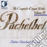 The complete organ works, vol.11 cd musicale di Johann Pachelbel