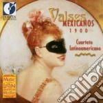Valses mexicanos 1900 cd musicale di Miscellanee