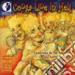 Conga line in hell cd musicale di Miscellanee