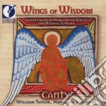 Wings of wisdom cd musicale di Miscellanee