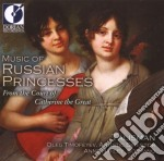 Music of russian princesses - from the c cd musicale di Miscellanee