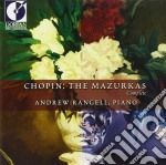 The mazurkas (complete) cd musicale di Fryderyk Chopin