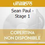 STAGE ONE cd musicale di SEAN PAUL