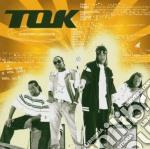 Unknow language cd musicale di T.o.k.