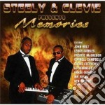 Memories cd musicale di Steely & clevie