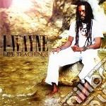 I-Wayne - Life Teachings cd musicale di I-wayne
