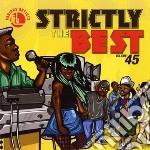 Strictly the best vol. 45 cd musicale di Artisti Vari