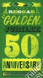 50' anniversary cd musicale di Reggae golden jubile