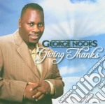 George Nooks - Giving Thanks cd musicale di George Nooks