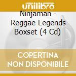 REGGAE LEGENDS BOXSET                     cd musicale di NINJAMAN