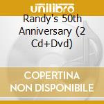 RANDY'S 50TH ANNIVERSARY - REGGAE ANTHOLOGY cd musicale di ARTISTI VARI