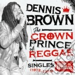 (LP VINILE) Crown prince of reggae lp vinile di DENNIS BROWN