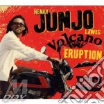 VOLCANO ERUPTION 2CD+DVD                  cd musicale di Henry