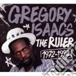 (LP VINILE) The ruler 1972-1990 lp vinile di Isaaacs Gregory