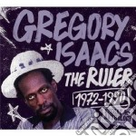 The ruler 1972-1990 cd musicale di Gregory Isaacs