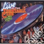 Live at the turntable club cd musicale di Artisti Vari