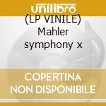 (LP VINILE) Mahler symphony x lp vinile di Matthew Herbert