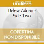 Side two cd musicale di Belew Adrian