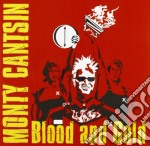 Blood and gold cd musicale di Cantsin Monty