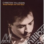 Boogie woogie and some blues cd musicale di Christian Willisohn