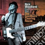 THE GOODBURN CLEARING HOUSE - CULTFACTORY VOL. 2 cd musicale di Nick Woodland