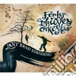 Last band standing cd musicale di Forty thieves orkest