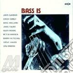 Bass is cd musicale di John Surman