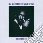 One-upmanship (1977) cd musicale di Mal Waldron
