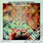 Blues in orbit cd musicale di EVANS GIL ORCHESTRA