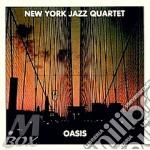 Oasis cd musicale di New york jazz quarte