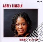 Talking to the sun - & s.coleman-j.weidm cd musicale di Lincoln abbey 1983