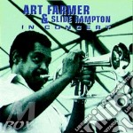 In concert - farmer art hampton slide cd musicale di ART FARMER & SLIDE H