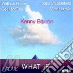 What if? 02 cd musicale di Kenny Barron
