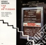Live at fat tuesdays cd musicale di Kenny Barron